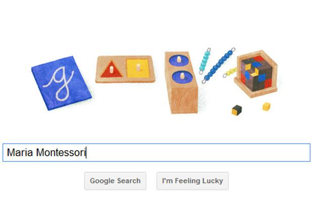 Maria-Montessori-Google-Doodle