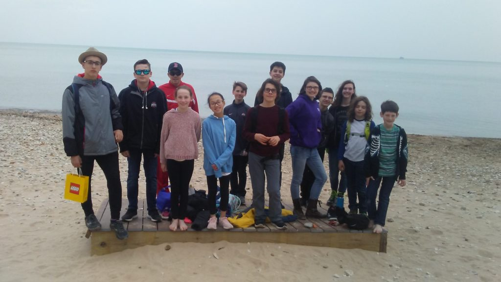 Middle School Chicago Trip: Day One | The McGuffey
